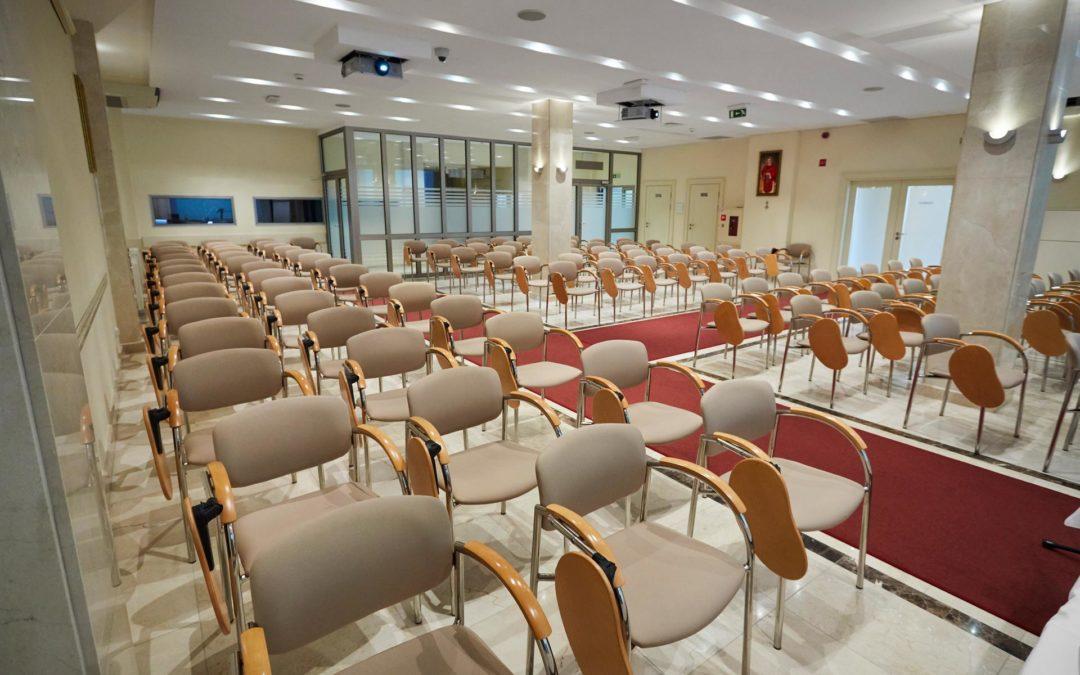 Sala konferencyjna SI