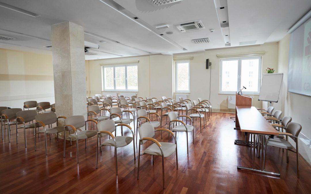Sala konferencyjna SII
