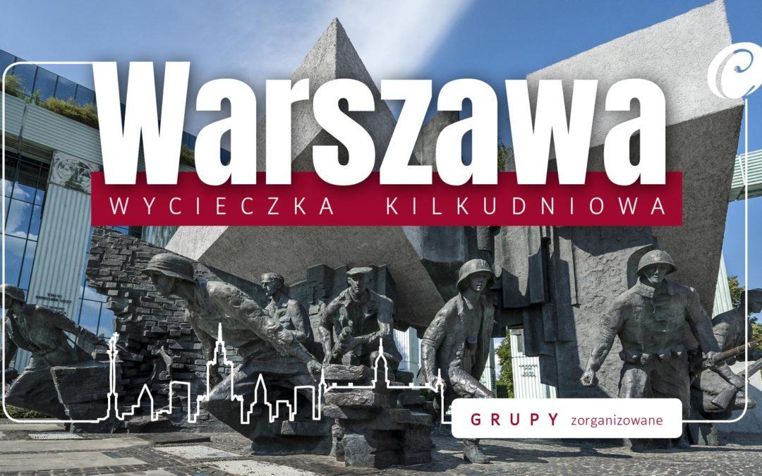 Grupy zorganizowane – Warszawa