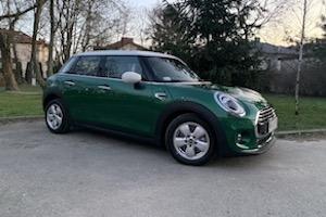 Wynajmij Samochód Mini One 5d – zielony